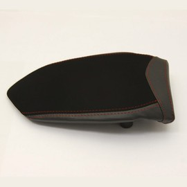 Seat passenger no-slide leath/neoprene black