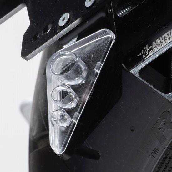 brutale 800 dragster | ergal accessories | left ergal indicator